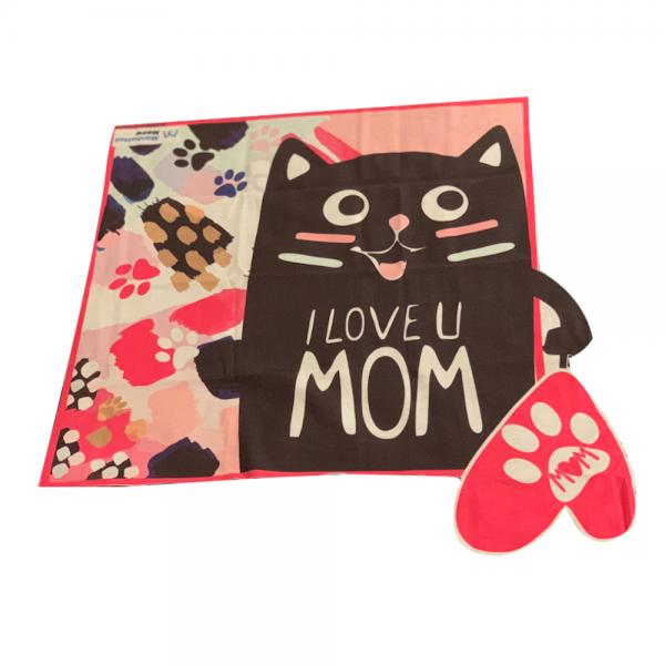 I Love You Mom Big Scarf